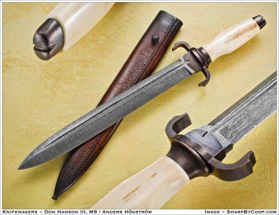 Hanson & Hogstrom Hunting Dagger