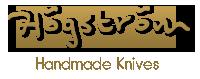 Anders Högström – Handmade knives Logo