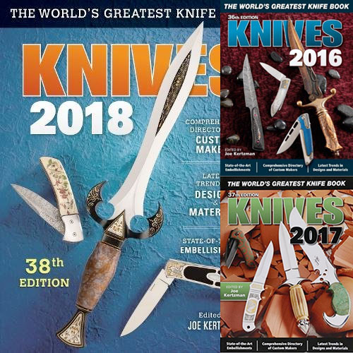 Book Knives 2018