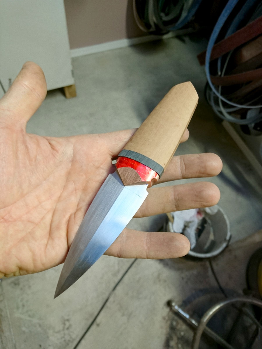 Briar Pocket Dagger to be
